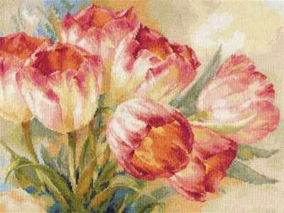 2-29 Тюльпаны