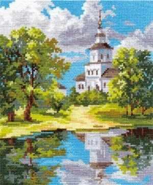 3-11 Храм у пруда