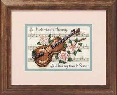 Набор для вышивания Dimensions 16656-DMS Гармония музыки