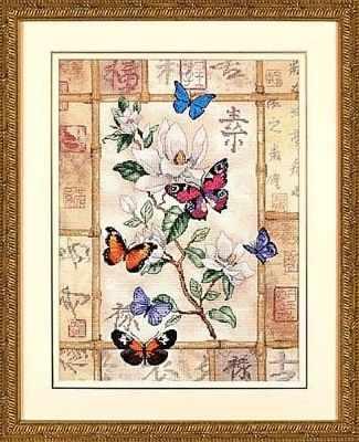 35063 DMS Сверкающая бабочка