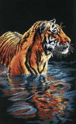 35222 DMS Охлаждающийся тигр