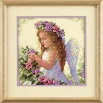 35229- Цветочный ангел