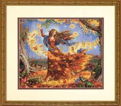 35262 DMS Fall Fairy