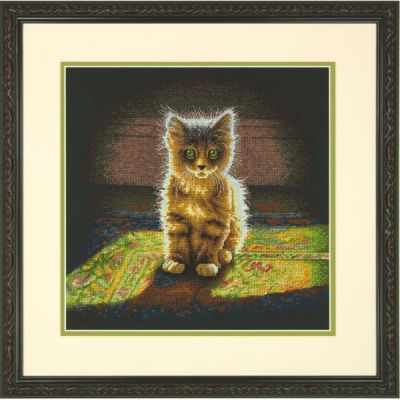 35286 DMS (70-35286) Нежный пушистый котенок