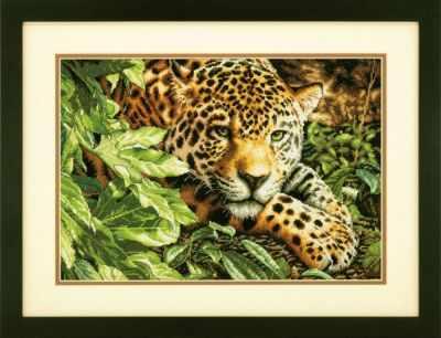 35300-70 DMS Leopard in Repose (Отдыхающий леопард)