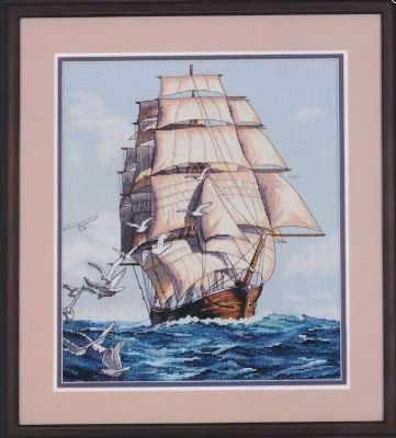 3886 DMS Морское путешествие