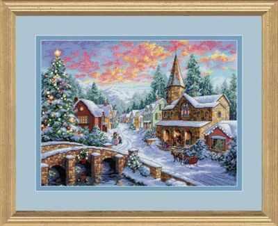 8783 DMS Рождество