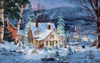 8862C DMS Winter s Hush