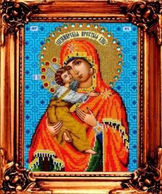 L-12 Владимирская икона Божией Матери