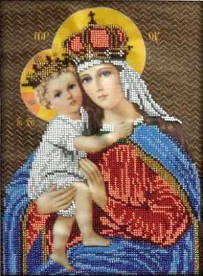 L-65 Мария с младенцем