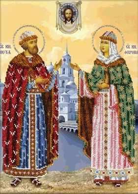 S-1 Петр и Феврония