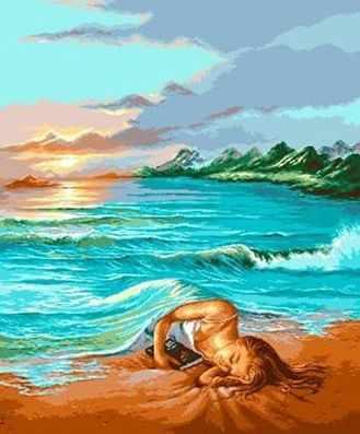 0574 Объятия моря