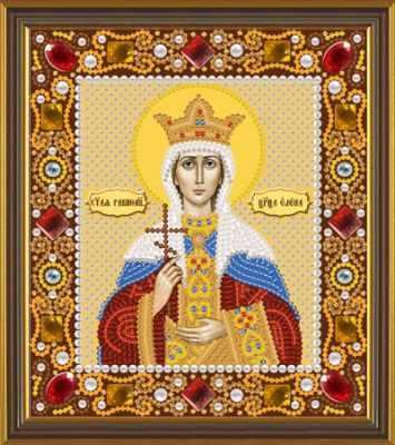 Набор для вышивания иконы Nova Sloboda Д 6153 Св. Равноап. Царица Елена