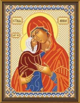 С 6143 Св. Анна - Наборы для вышивания икон «Nova Sloboda»