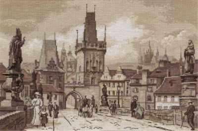 "GM-1513 ""Прага. Карлов мост"""