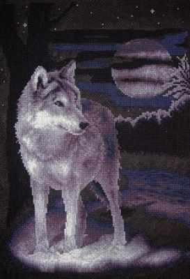"""J-0462 """"Белый волк"""""""