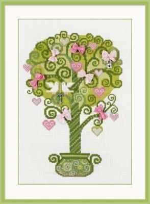 """1295 """"Дерево счастья"""""""