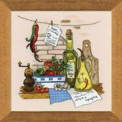 Набор для вышивания Риолис (Сотвори Сама) 1304