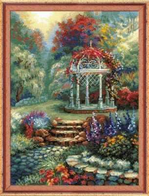 1383 Цветочная беседка