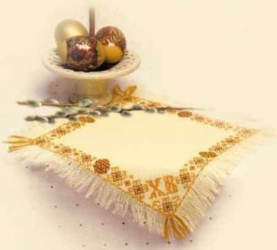 Набор для вышивания Риолис (Сотвори Сама) 823 Салфетка
