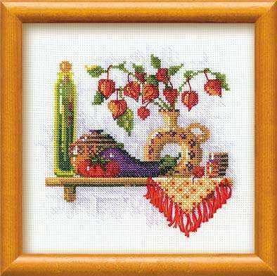 Набор для вышивания Риолис (Сотвори Сама) 993 «Физалис