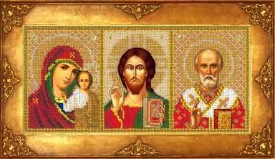 303 Домашний иконостас (РИ)