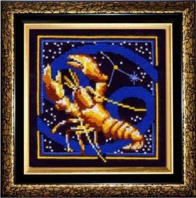 З-15 Знаки зодиака. Рак