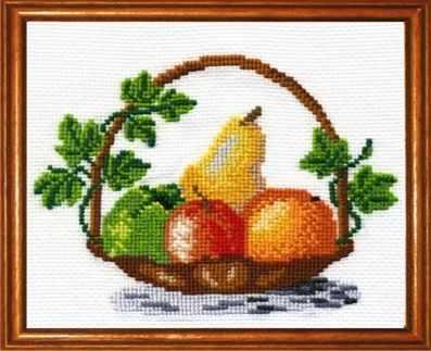 Купить со скидкой К-10 Корзина с фруктами