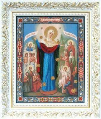 """Набор для вышивания иконы Чарiвна Мить Б-1103 """"Икона Божьей Матери Всех скорбящих Радость"""" - чм"""