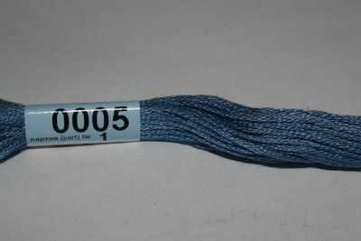 Мулине Gamma 0005 (Гамма) gamma держатели для ниток на шпульке tsb 02 4 шт синий