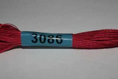 Мулине Gamma 3086 (Гамма)