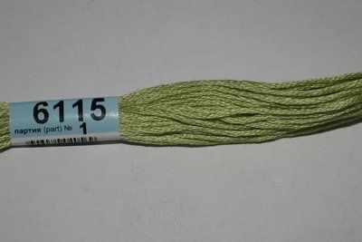 Мулине Gamma 6115 (Гамма)