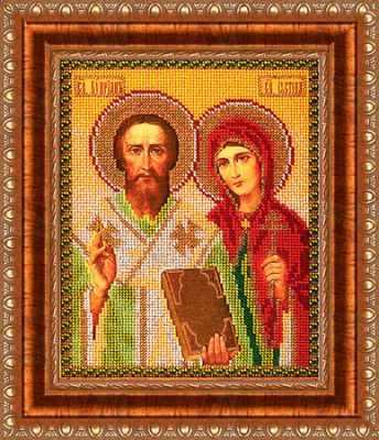 №40  Св.Куприян и Устинья  - Рамы