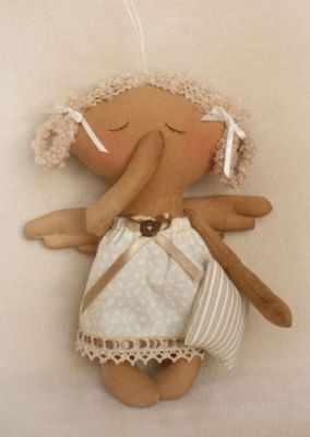 Набор для изготовления игрушки Ваниль A007 Angels story набор для изготовления игрушки