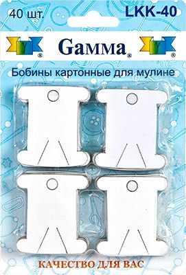 Органайзер Gamma Бобины для мулине LKK-40