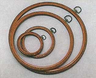 Пяльцы Березка 200 мм ( 8