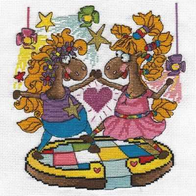 Набор для вышивания Panna ВК-1561