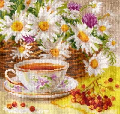 5-13 Полуденный чай - Наборы для вышивания «Алиса»
