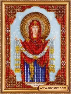 АВ-305 Икона Покров Пресвятой Богородицы
