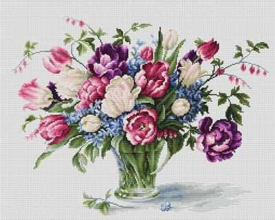 B2261 Тюльпаны
