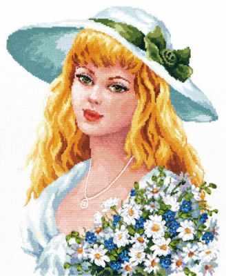 Фото - Набор для вышивания Чудесная игла 83-05 Твои зеленые глаза чудесная планета земля