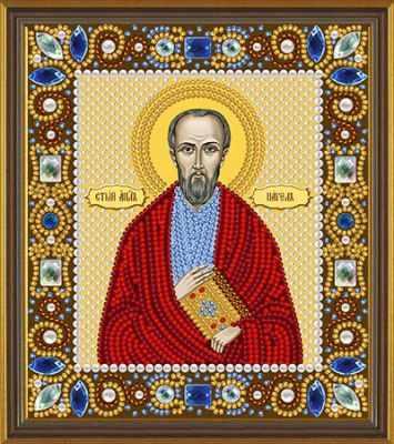 Набор для вышивания иконы Nova Sloboda Д 6127 Св. Ап. Павел