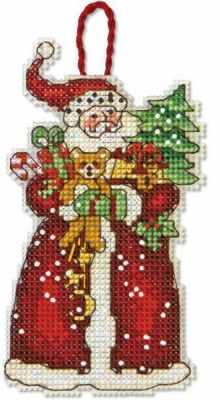 8895 DMS Санта (украшение)