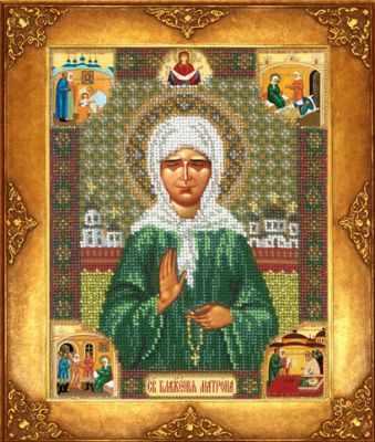 363 - Св. Матрона Московская (РИ)