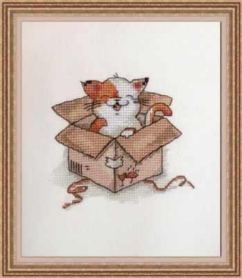 Фото - Набор для вышивания Neocraft РЗ-18 Посылка набор для вышивания neocraft рз 28 листопад neocraft