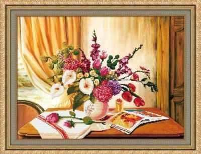 80252 Деревенский натюрморт (Honey home) - Мозаика «Honey Home»