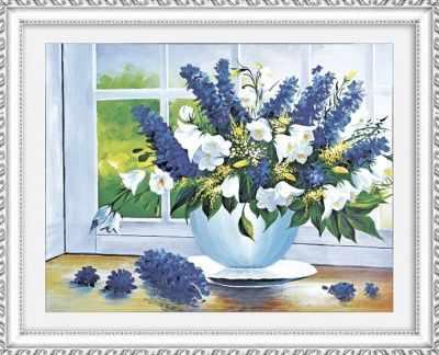 80361 Весенний букет (Honey home) - Мозаика «Honey Home»