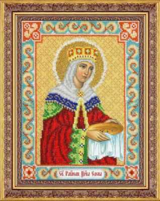 Набор для вышивания иконы Паутинка Б1021 Св.Равноап.царица Елена (Паутинка)