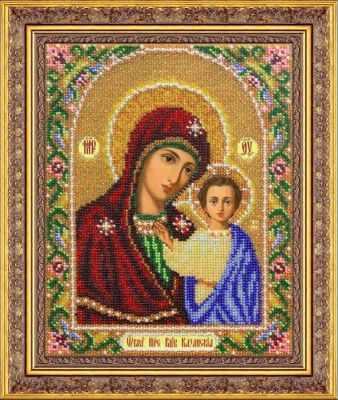 Б1012 Богородица Казанская (Паутинка)