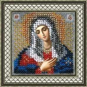 068-ПМИ Божия Матерь «Умиление» (ВМ) - Наборы для вышивания икон «Вышивальная мозаика»